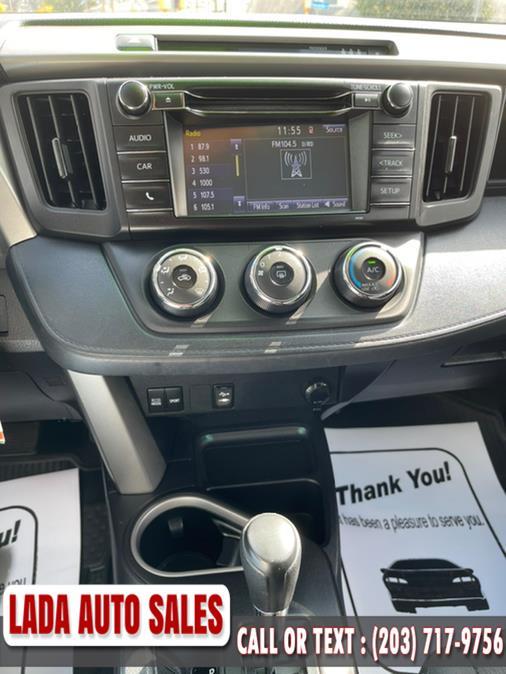 Used Toyota RAV4 LE AWD (Natl) 2018 | Lada Auto Sales. Bridgeport, Connecticut