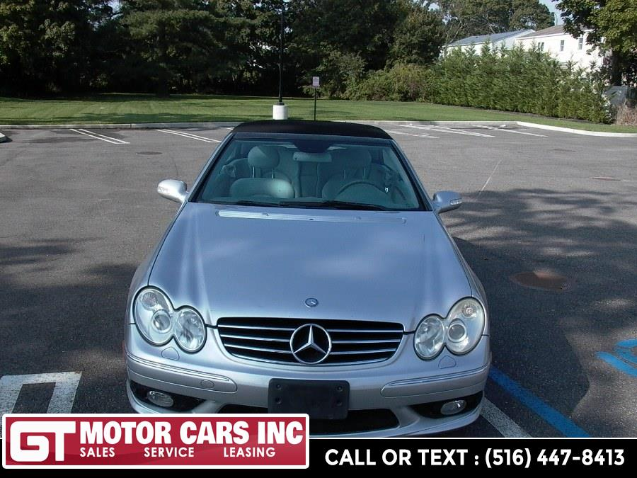 2004 Mercedes-Benz CLK-Class 2dr Cabriolet 5.0L, available for sale in Bellmore, NY