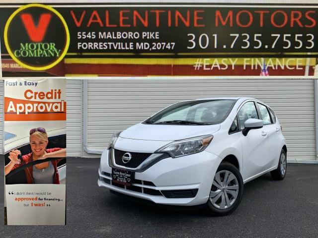 Used Nissan Versa Note S Plus 2017 | Valentine Motor Company. Forestville, Maryland