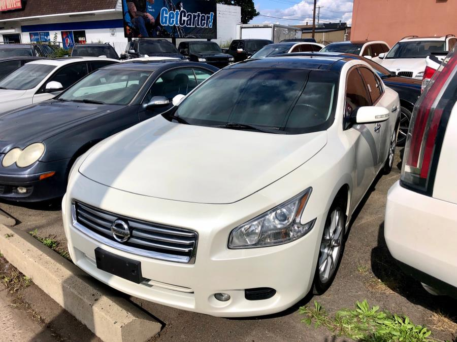 Used 2014 Nissan Maxima in New Haven, Connecticut | Primetime Auto Sales and Repair. New Haven, Connecticut