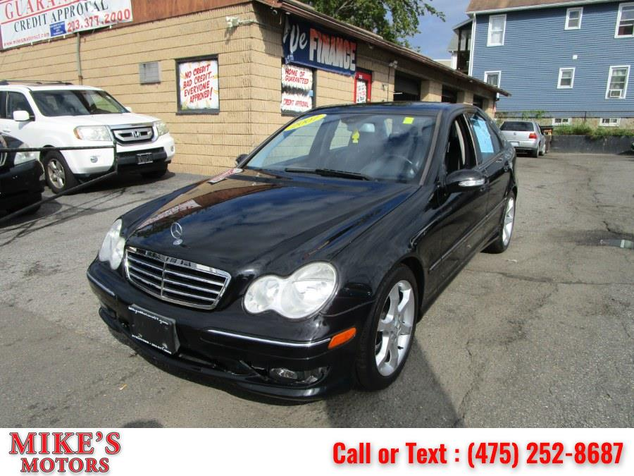 Used 2007 Mercedes-Benz C-Class in Stratford, Connecticut | Mike's Motors LLC. Stratford, Connecticut