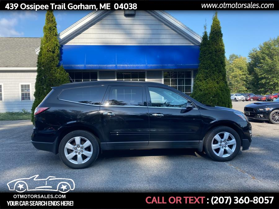 Used Chevrolet Traverse AWD 4dr LT w/1LT 2016   Ossipee Trail Motor Sales. Gorham, Maine