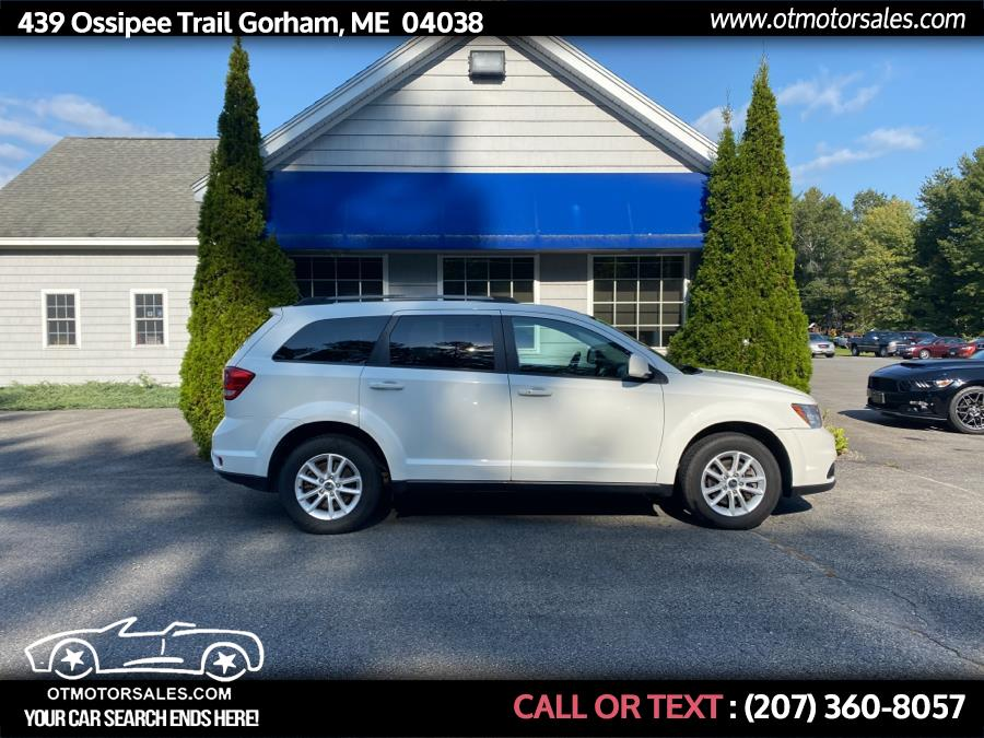 Used Dodge Journey AWD 4dr SXT 2016 | Ossipee Trail Motor Sales. Gorham, Maine