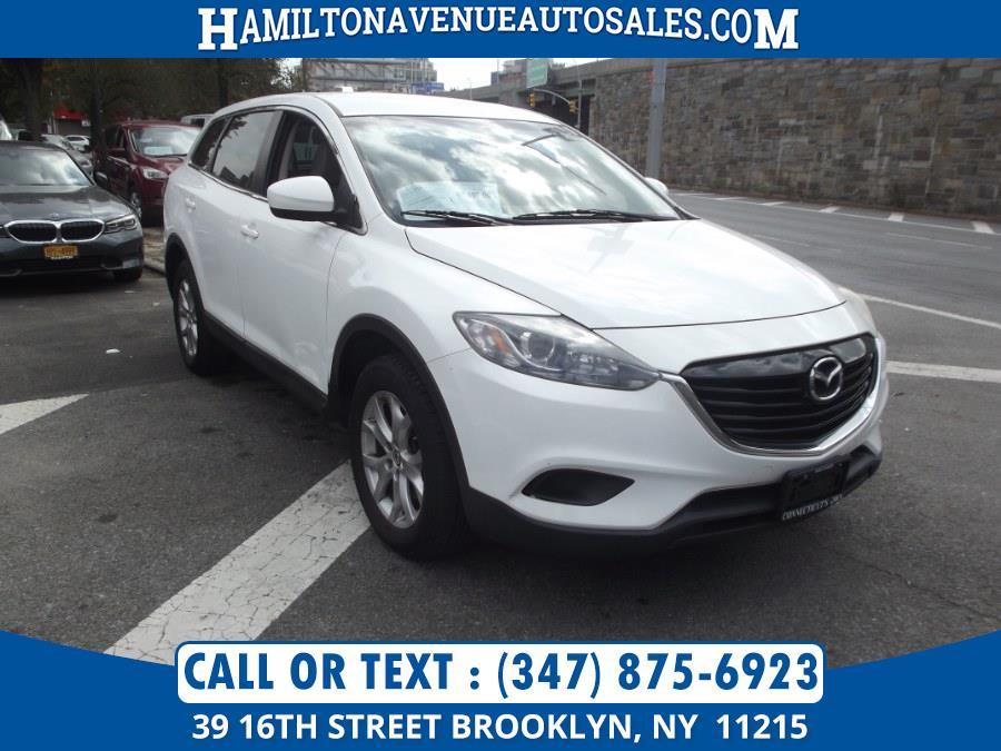 Used Mazda CX-9 AWD 4dr Touring 2013 | Hamilton Avenue Auto Sales DBA Nyautoauction.com. Brooklyn, New York