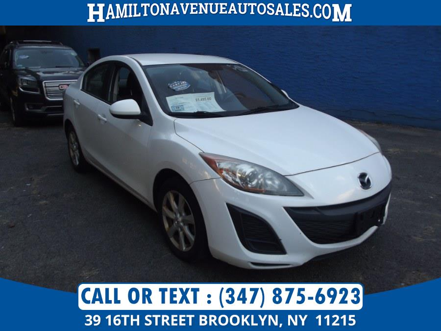 Used Mazda Mazda3 4dr Sdn Auto i SV 2013 | Hamilton Avenue Auto Sales DBA Nyautoauction.com. Brooklyn, New York