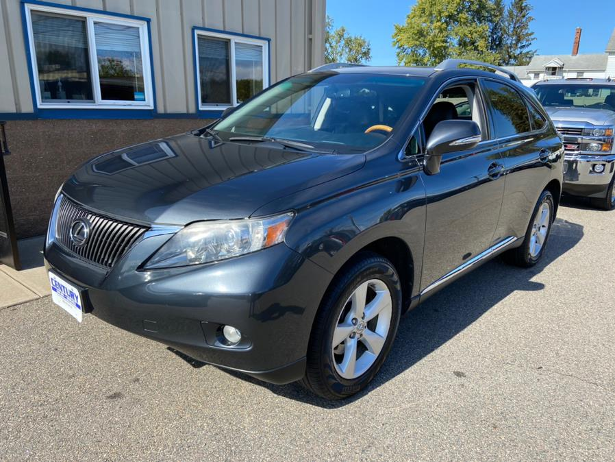 Used Lexus RX 350 AWD 4dr 2010 | Century Auto And Truck. East Windsor, Connecticut