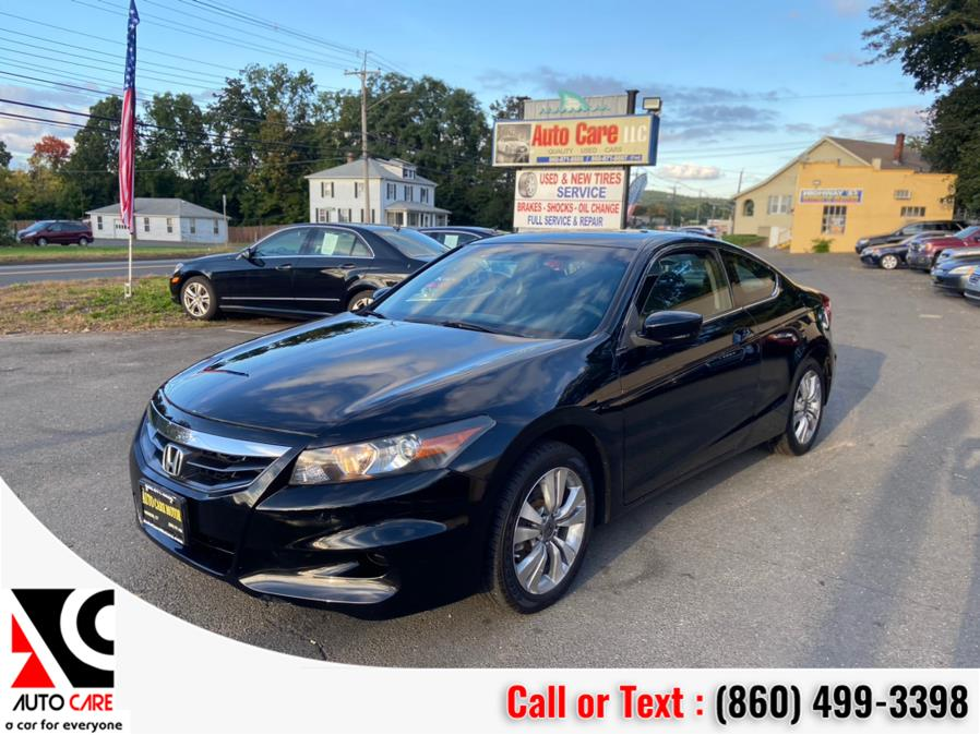 Used Honda Accord Cpe 2dr I4 Auto EX 2012 | Auto Care Motors. Vernon , Connecticut