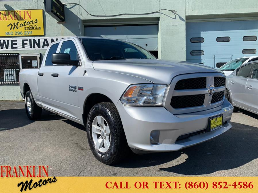 Used 2017 Ram 1500 in Hartford, Connecticut   Franklin Motors Auto Sales LLC. Hartford, Connecticut