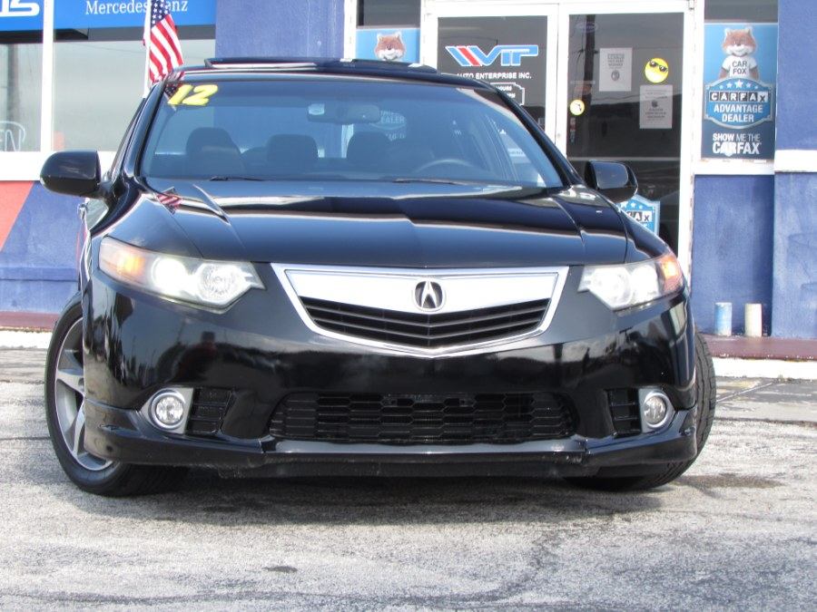 Used 2012 Acura TSX in Orlando, Florida | VIP Auto Enterprise, Inc. Orlando, Florida