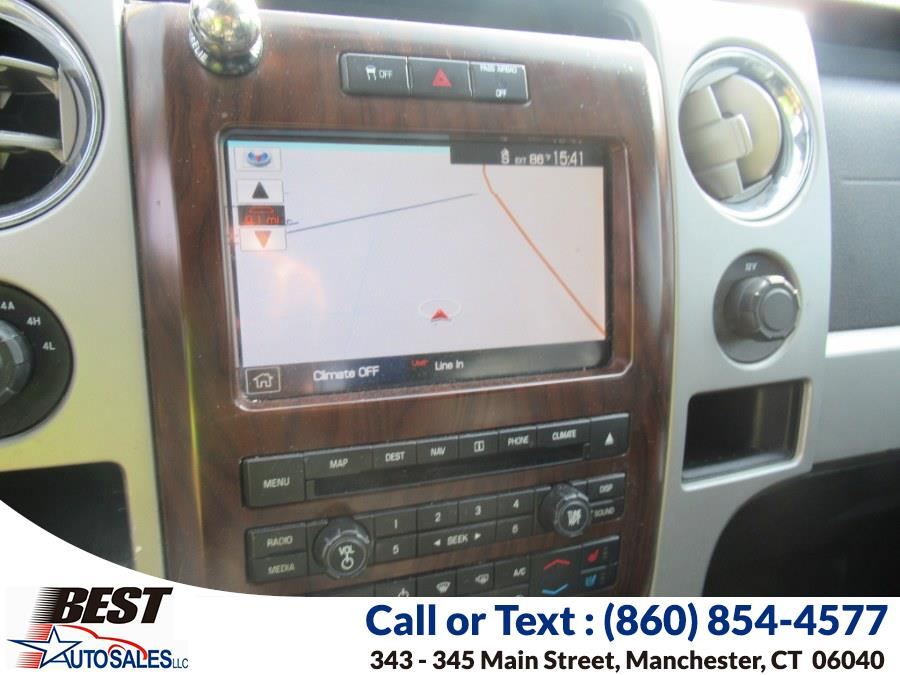 """Used Ford F-150 4WD SuperCrew 145"""" Lariat 2012 