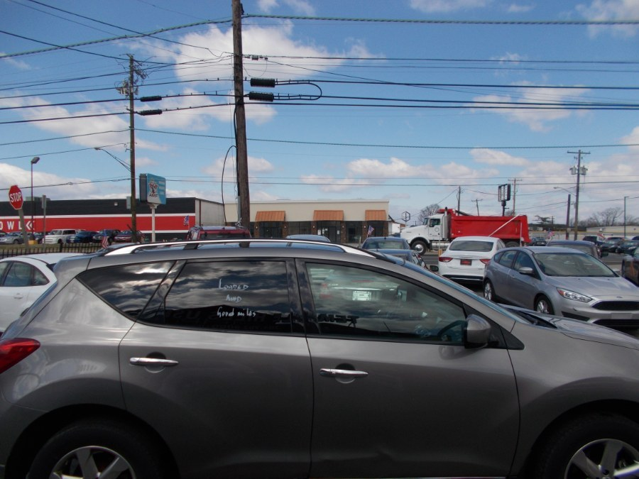 Used Nissan Murano AWD 4dr LE 2009 | Temple Hills Used Car. Temple Hills, Maryland