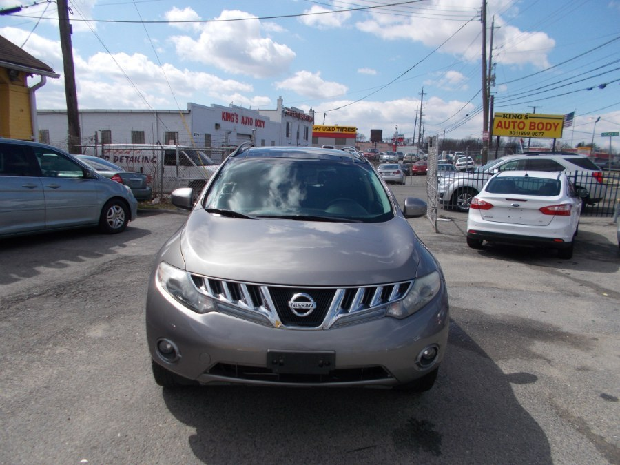 Used 2009 Nissan Murano in Temple Hills, Maryland | Temple Hills Used Car. Temple Hills, Maryland