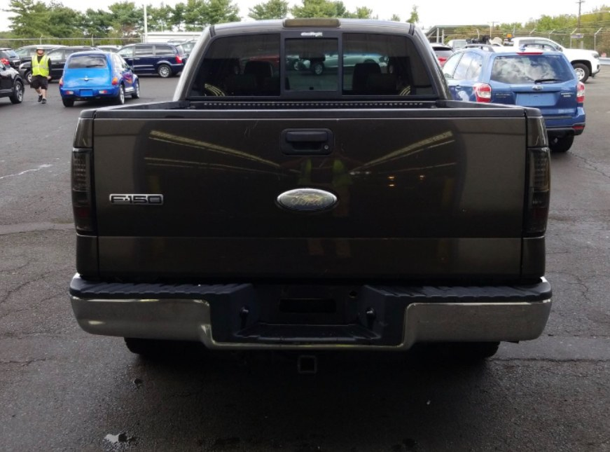 """Used Ford F-150 4WD SuperCrew 139"""" Lariat 2007 
