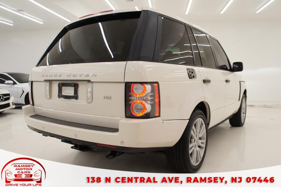Used Land Rover Range Rover 4WD 4dr HSE LUX 2010 | Ramsey Motor Cars Inc. Ramsey, New Jersey