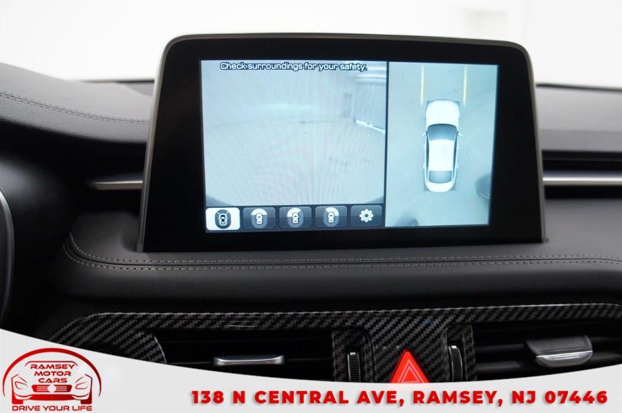 Used Genesis G70 2.0T Advanced AWD 2019 | Ramsey Motor Cars Inc. Ramsey, New Jersey