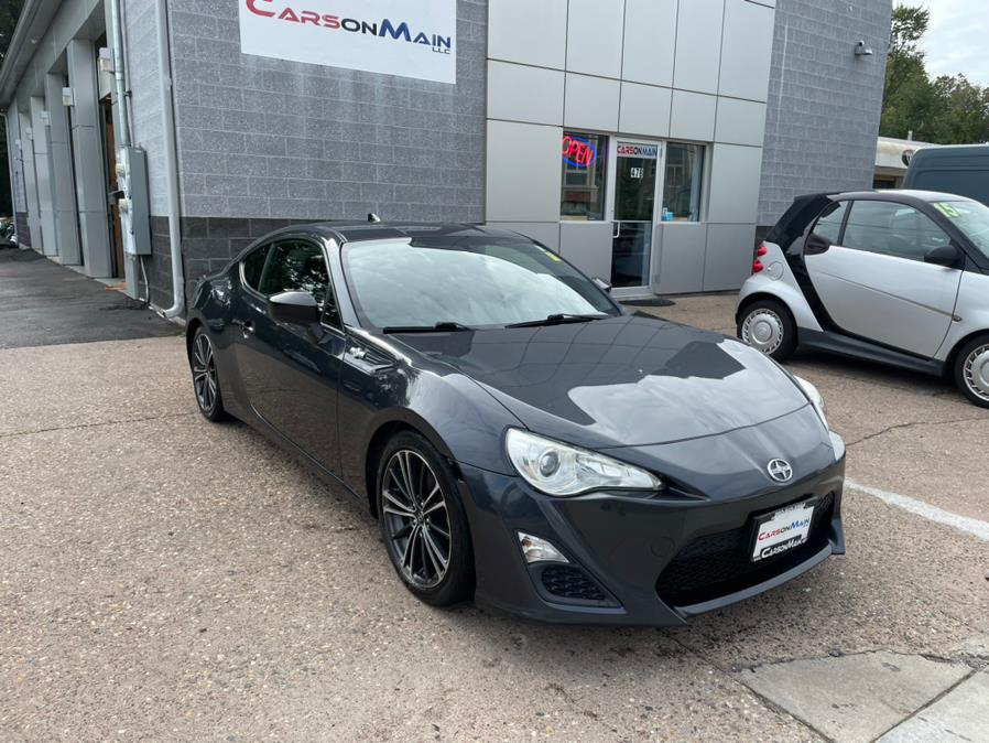 Used Scion FR-S 2dr Cpe Man (Natl) 2015   Carsonmain LLC. Manchester, Connecticut