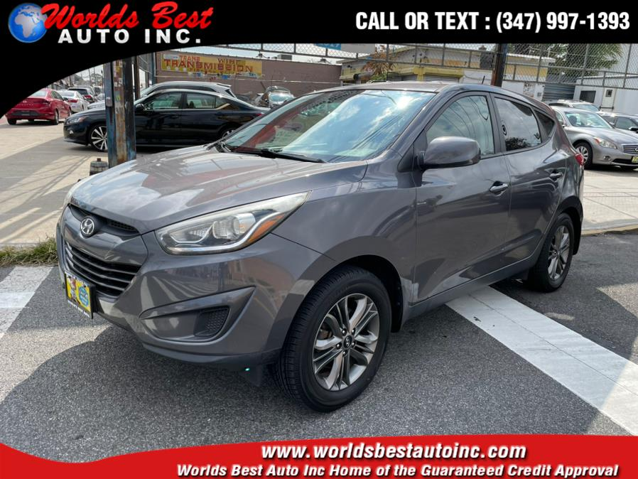 2015 Hyundai Tucson AWD 4dr GLS, available for sale in Brooklyn, NY