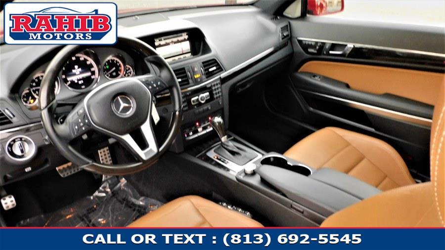 Used Mercedes-Benz E-Class 2dr Cpe E350 4MATIC 2013 | Rahib Motors. Winter Park, Florida