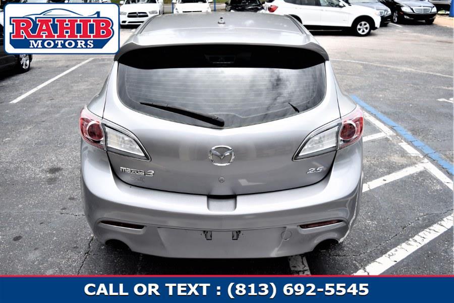 Used Mazda Mazda3 5dr HB Auto s Sport 2011 | Rahib Motors. Winter Park, Florida