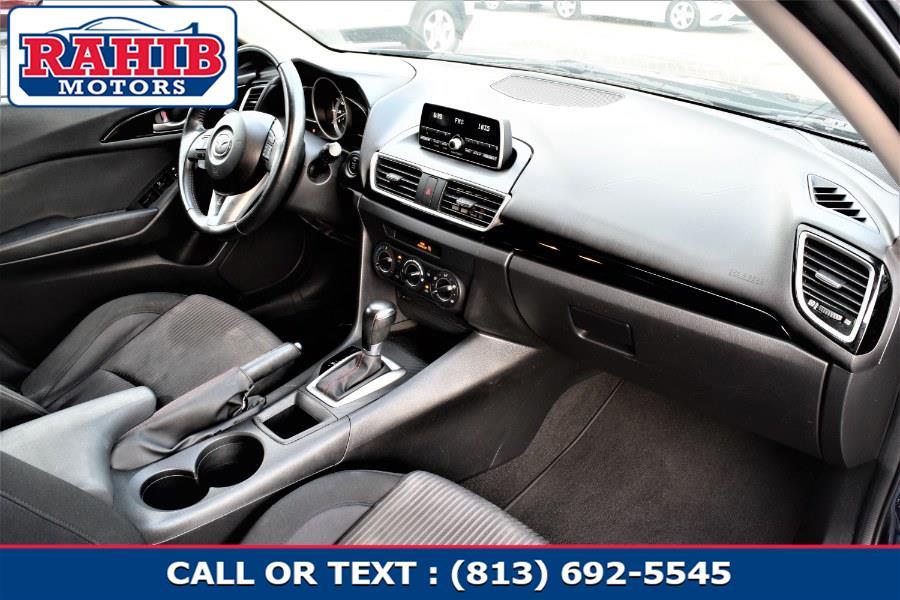Used Mazda Mazda3 5dr HB Auto i Touring 2014   Rahib Motors. Winter Park, Florida