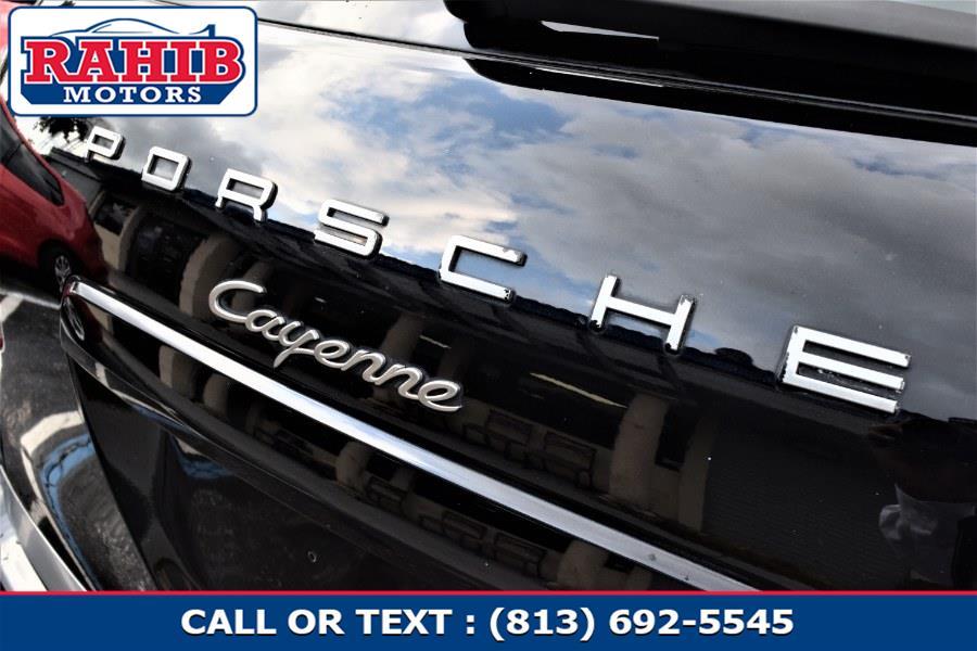 Used Porsche Cayenne AWD 4dr Tiptronic 2011   Rahib Motors. Winter Park, Florida