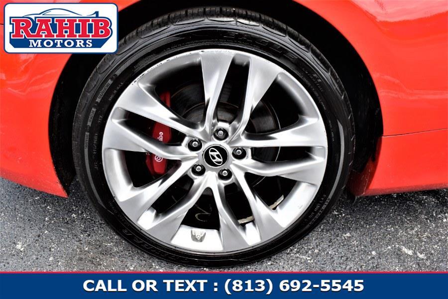 Used Hyundai Genesis Coupe 2dr V6 3.8L R-Spec 2013 | Rahib Motors. Winter Park, Florida