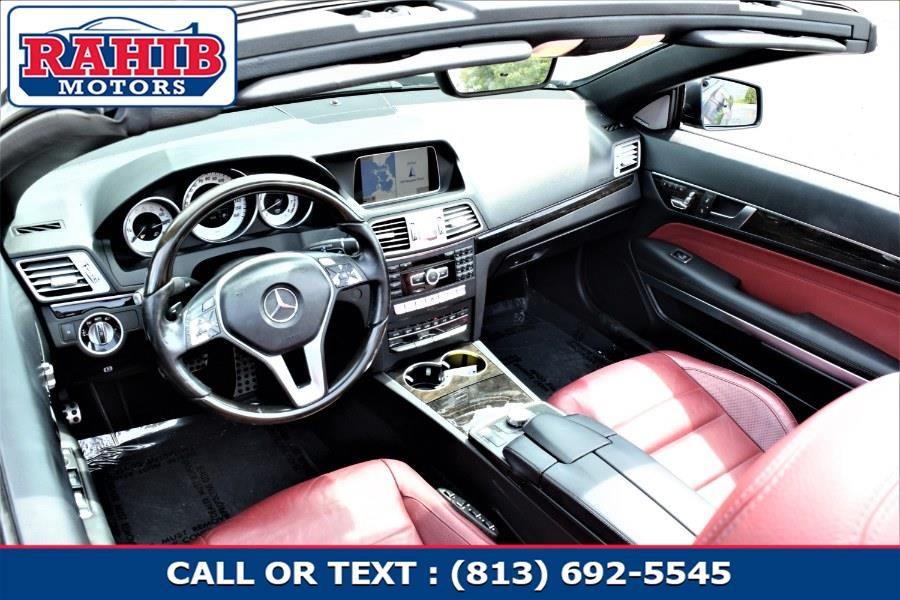 Used Mercedes-Benz E-Class 2dr Cabriolet E 350 RWD 2014   Rahib Motors. Winter Park, Florida