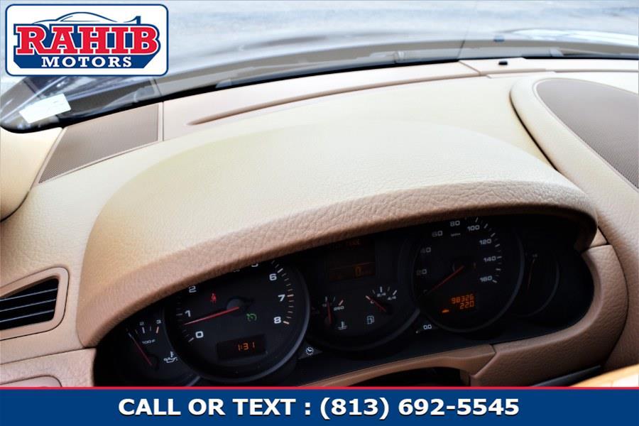Used Porsche Cayenne AWD 4dr Tiptronic 2010 | Rahib Motors. Winter Park, Florida