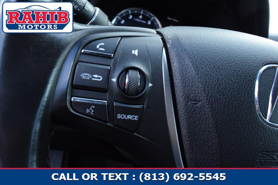 Used Acura TLX 4dr Sdn FWD Tech 2015   Rahib Motors. Winter Park, Florida