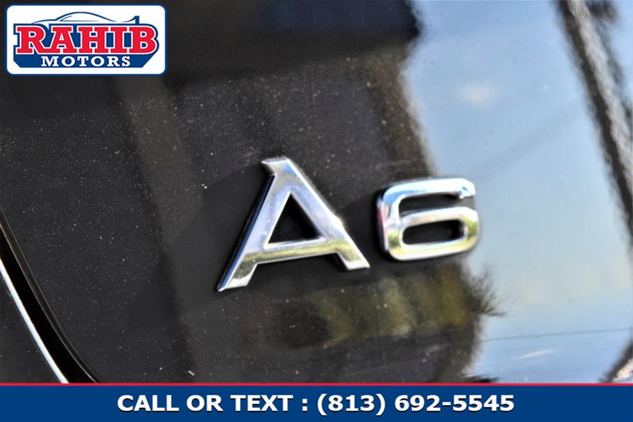 Used Audi A6 4dr Sdn FrontTrak 2.0T Premium Plus 2012   Rahib Motors. Winter Park, Florida