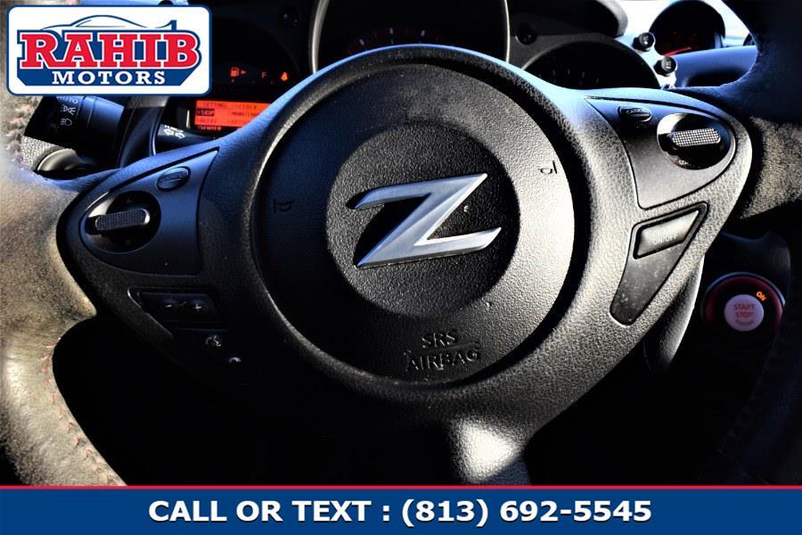 Used Nissan 370Z 2dr Cpe Nismo 2016 | Rahib Motors. Winter Park, Florida