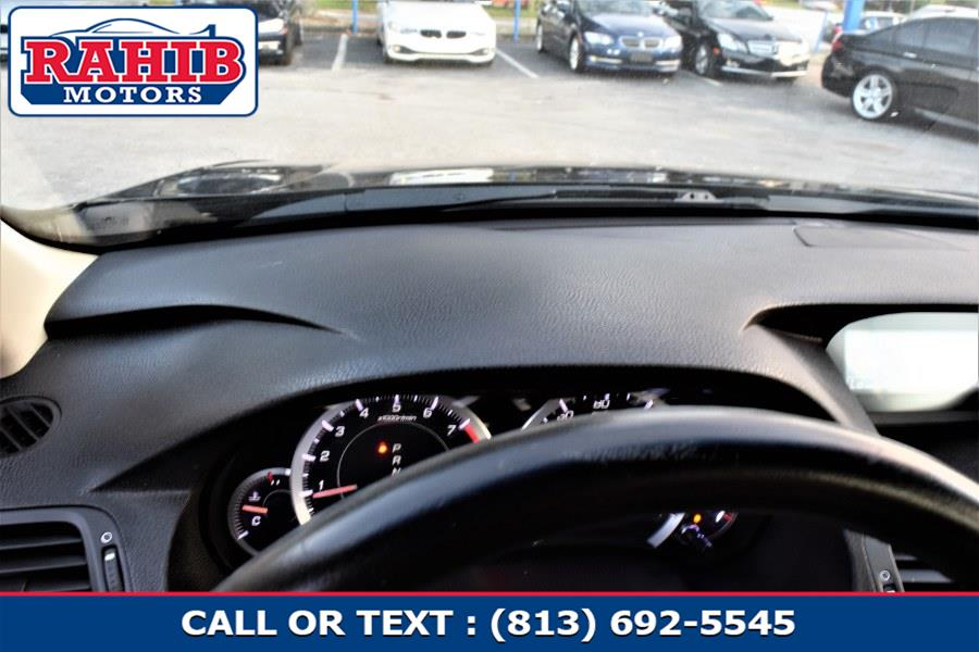 Used Acura TSX 4dr Sdn I4 Auto 2010 | Rahib Motors. Winter Park, Florida
