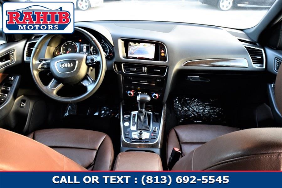 Used Audi Q5 quattro 4dr 2.0T Premium Plus 2014 | Rahib Motors. Winter Park, Florida