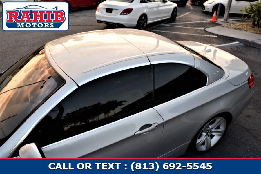 Used BMW 3 Series 2dr Conv 335i 2008 | Rahib Motors. Winter Park, Florida