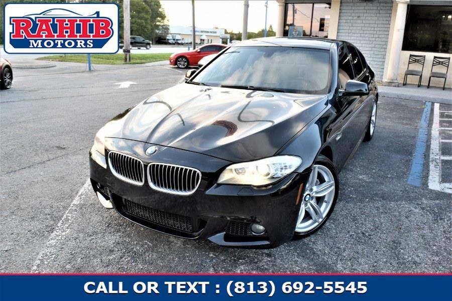 Used BMW 5 Series 4dr Sdn 535i RWD 2013   Rahib Motors. Winter Park, Florida