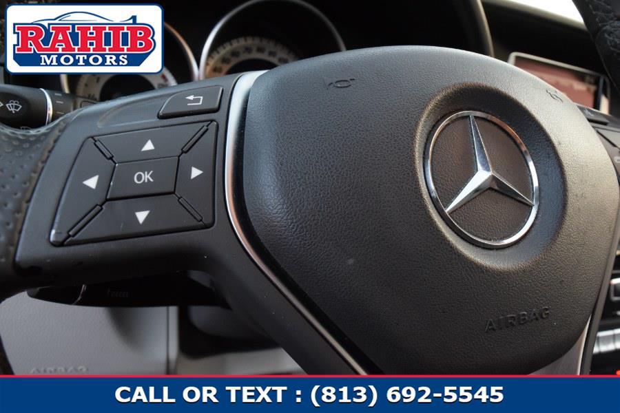 Used Mercedes-Benz E-Class 4dr Sdn E350 Sport RWD 2014   Rahib Motors. Winter Park, Florida