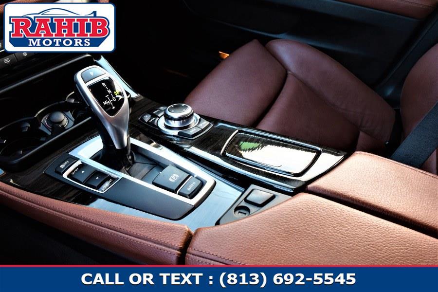 Used BMW 5 Series 4dr Sdn 535i RWD 2012   Rahib Motors. Winter Park, Florida