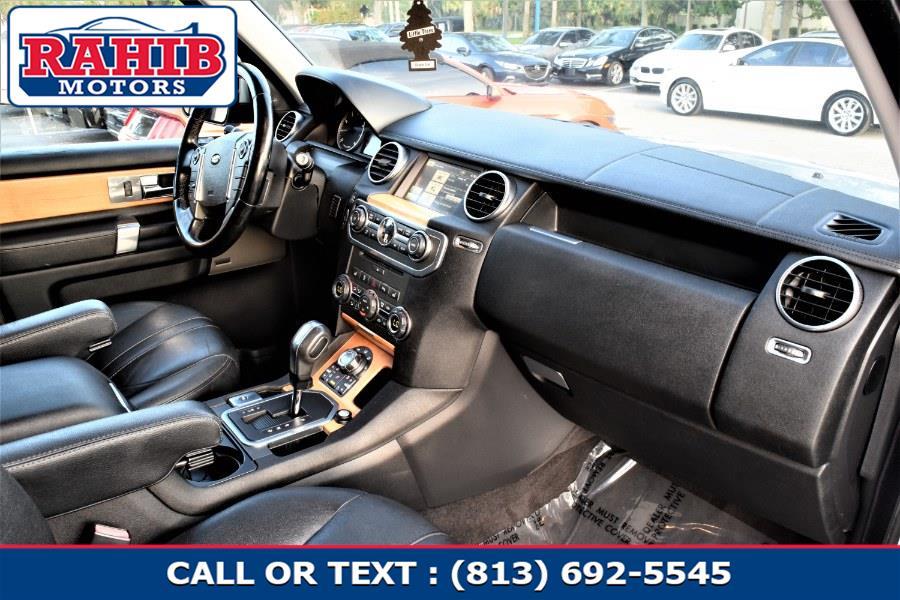 Used Land Rover LR4 4WD 4dr HSE 2012   Rahib Motors. Winter Park, Florida