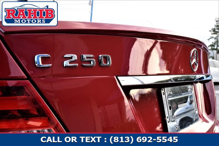 Used Mercedes-Benz C-Class 2dr Cpe C250 RWD 2012   Rahib Motors. Winter Park, Florida
