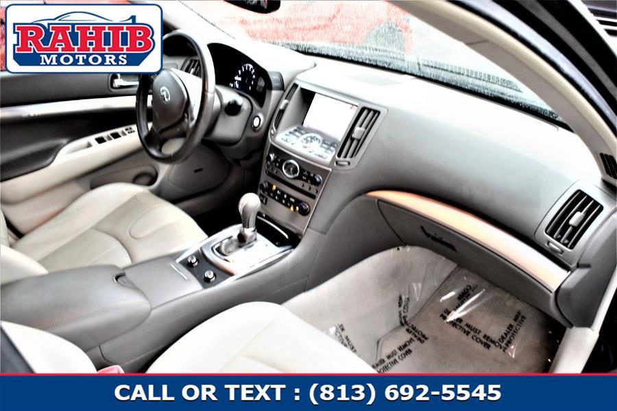 Used Infiniti G37 Sedan 4dr Journey RWD 2013 | Rahib Motors. Winter Park, Florida