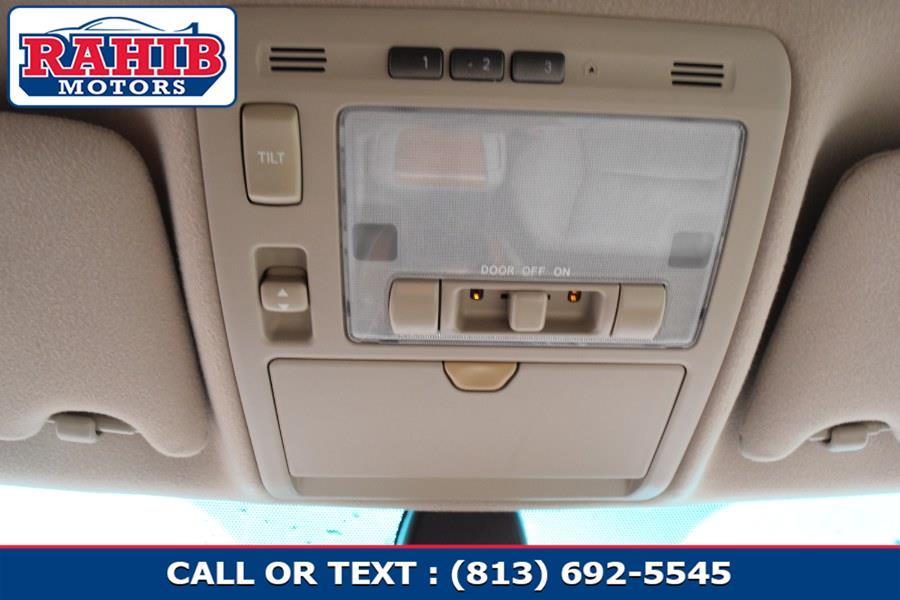Used Lexus RX 350 FWD 4dr 2007 | Rahib Motors. Winter Park, Florida