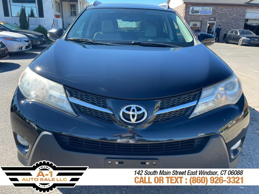 Used Toyota RAV4 AWD 4dr Limited (Natl) 2014 | A1 Auto Sale LLC. East Windsor, Connecticut