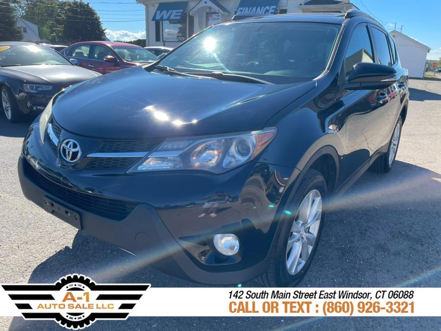 Used 2014 Toyota RAV4 in East Windsor, Connecticut | A1 Auto Sale LLC. East Windsor, Connecticut
