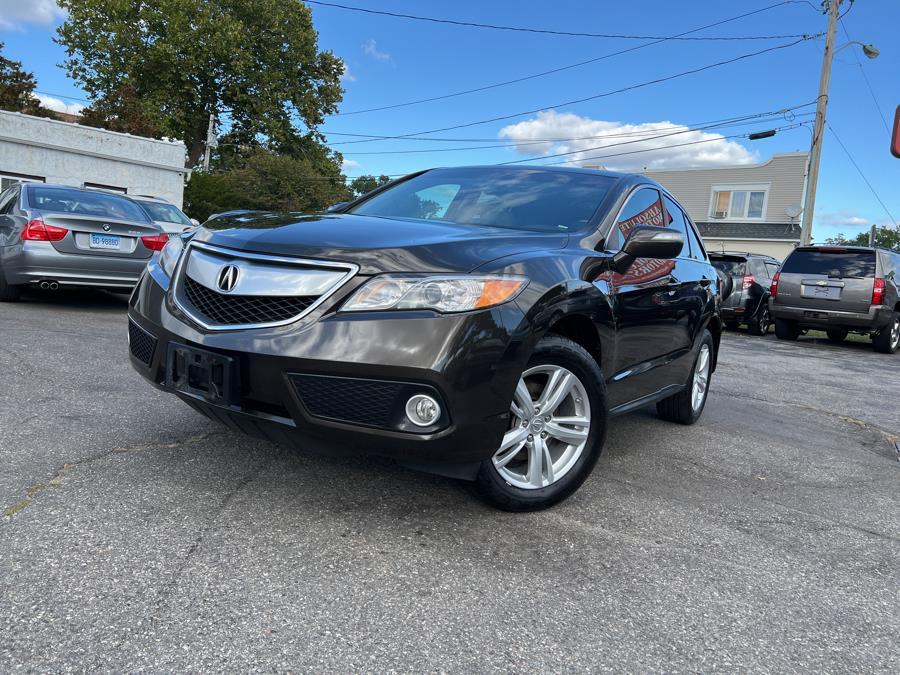 Used 2015 Acura RDX in Springfield, Massachusetts | Absolute Motors Inc. Springfield, Massachusetts