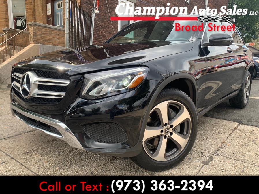 Used 2019 Mercedes-Benz GLC in Newark, New Jersey | Champion Used Auto Sales LLC. Newark, New Jersey