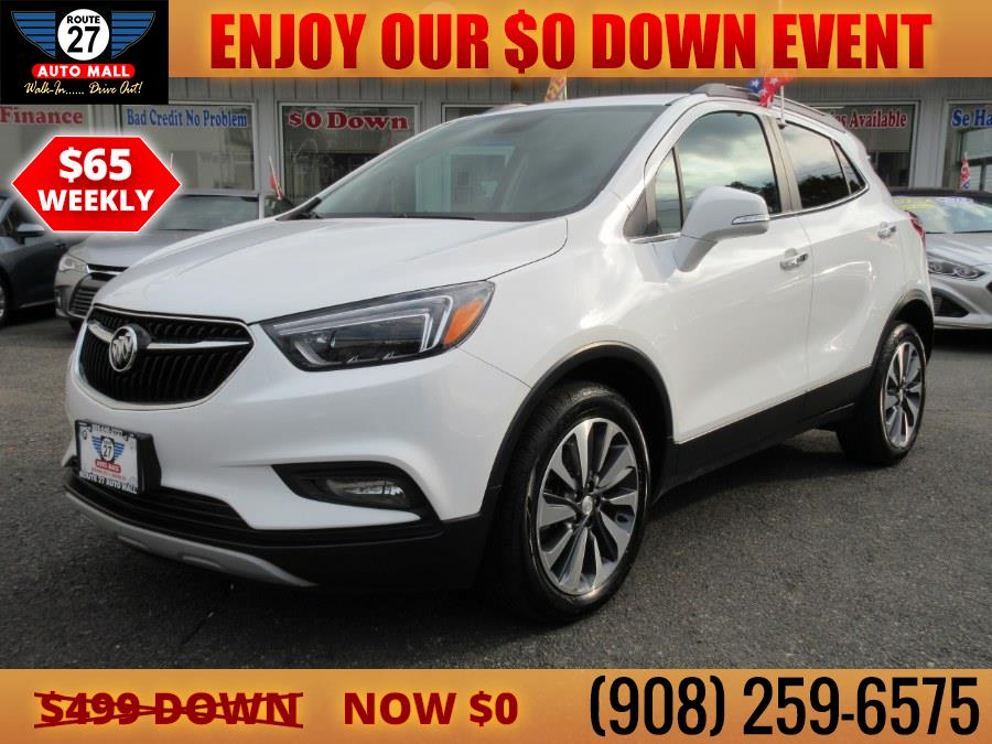 Used 2019 Buick Encore in Linden, New Jersey | Route 27 Auto Mall. Linden, New Jersey