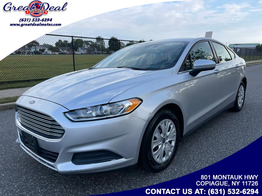 Used 2013 Ford Fusion in Copiague, New York | Great Deal Motors. Copiague, New York