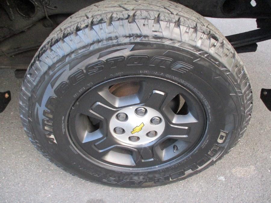 """Used Chevrolet Silverado 1500 4WD Crew Cab 143.5"""" LTZ 2007   Suffield Auto Sales. Suffield, Connecticut"""