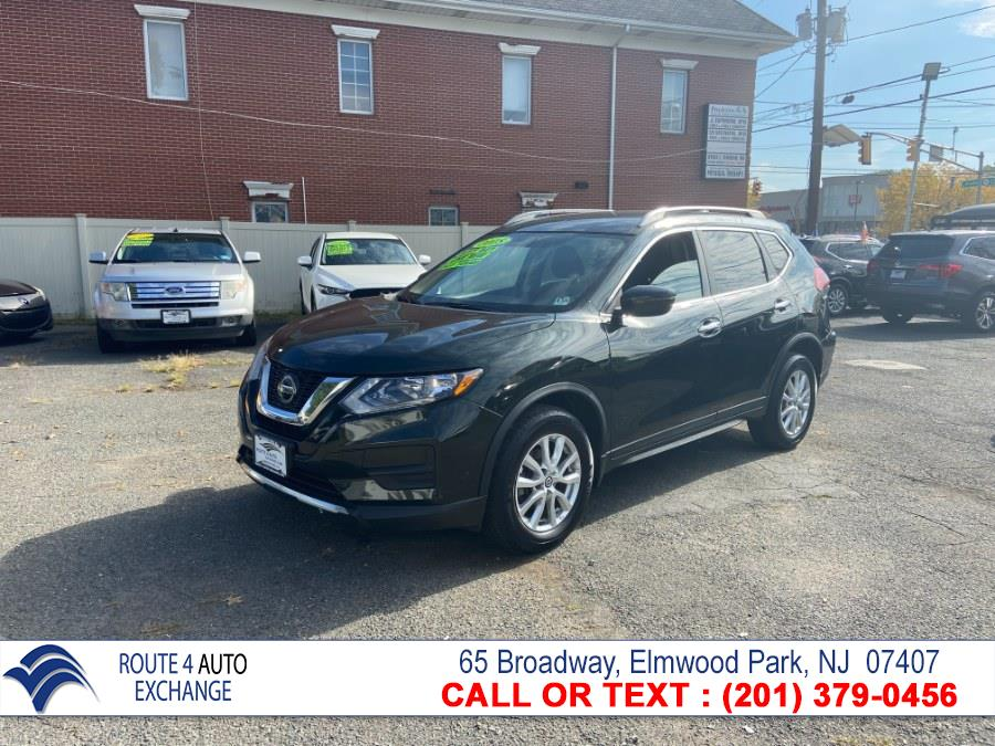 Used Nissan Rogue AWD SV 2018 | Route 4 Auto Exchange. Elmwood Park, New Jersey