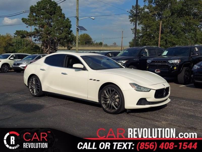 Used Maserati Ghibli  2017   Car Revolution. Maple Shade, New Jersey